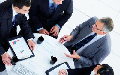 Chefens samtal och möten