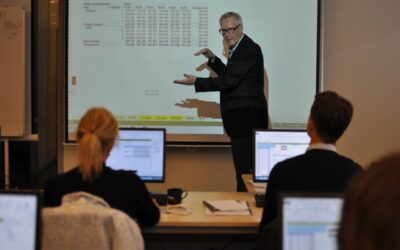 Avancerad Excel för ekonomichefer och controllers